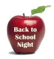 apple back to school night