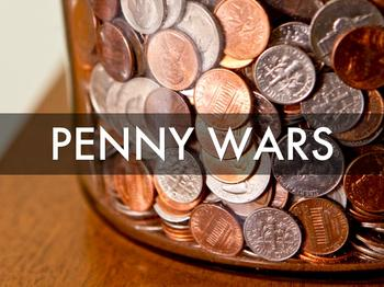 The Penny Wars!